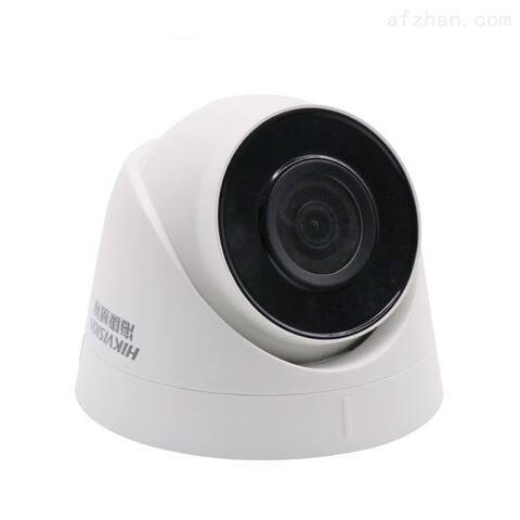 海康威视 300万红外网络监控摄像头音频半球