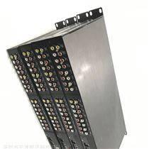平安城市用 16路音頻光端機 (端子)