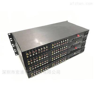 32路音频光端机 (莲花头)大连厂家