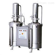 M287022不锈钢电热重蒸馏水器 型号:YH05-DZ5C