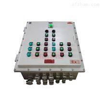 BXMD防爆电控配电箱内装塑壳断路器软启动电位器