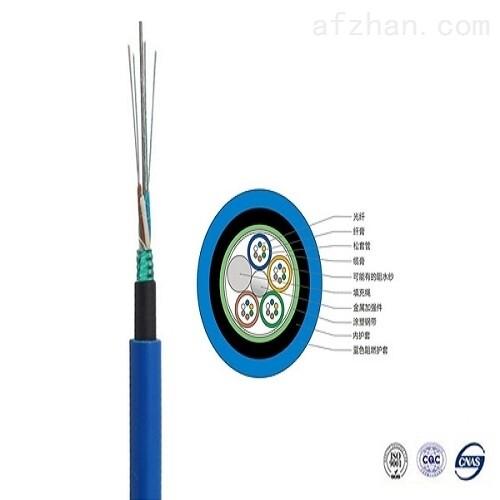 矿用阻燃光缆MGTSV-96B1矿井光缆厂家
