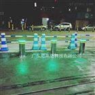 广州影剧院停车场防撞柱 智能液压升降柱