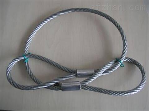 钢丝绳成套索具 插编