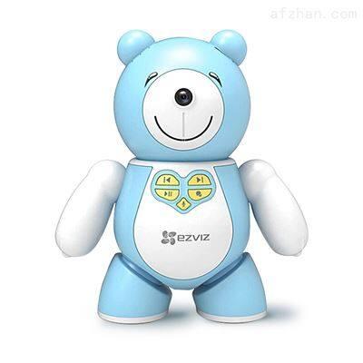 F3海康威视萤石 智能机器人对话远程家教机