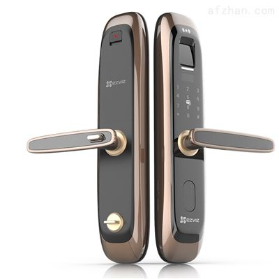 CS-DL21S萤石 指纹锁智能密码门锁家用互联网防盗门