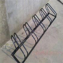 深圳玉鼎碳素鋼螺旋式單車停放架