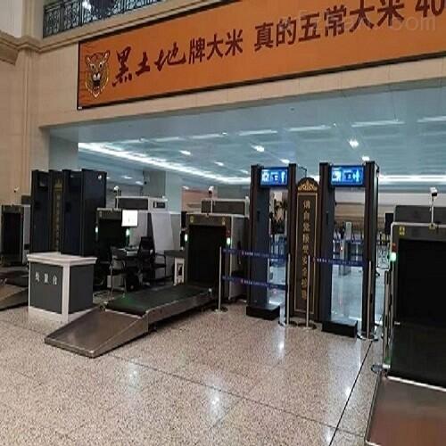 多功能机场违禁品探测门