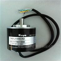 光洋KOYO编码器TRD-J1000-RZ