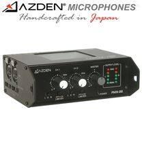 Azden 阿兹丹2通道外景影视录音用调音台