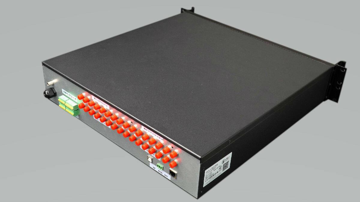 超长周界精准定位防护||振动光纤探测器