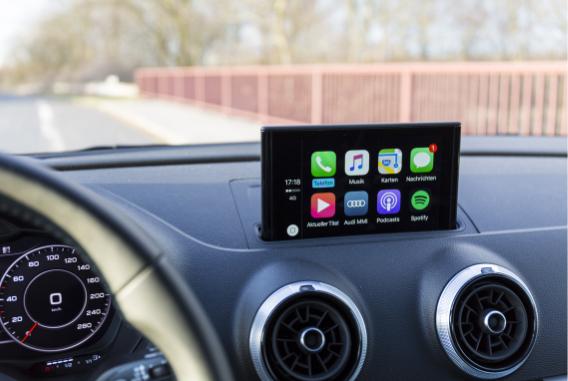 2020年全球車載顯示器發展現狀及趨勢分析