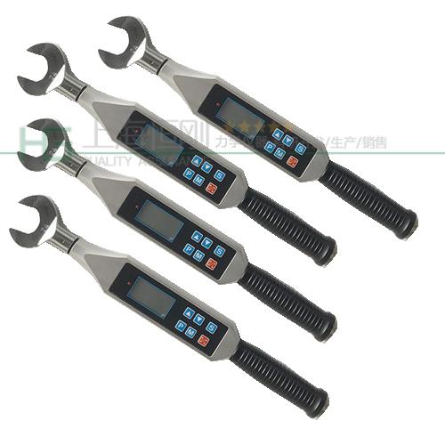 数显式检测扭力扳手图片      配开口头、开口式、开口型