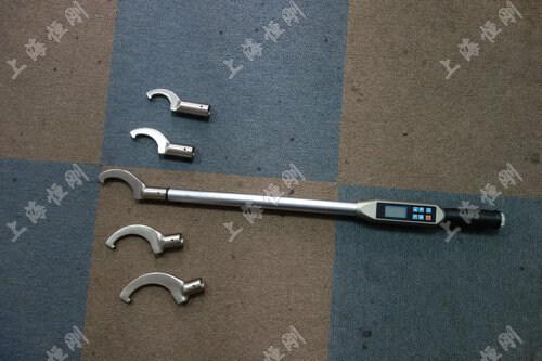 紧钢管架扣螺丝扭力扳手图片 (勾头)