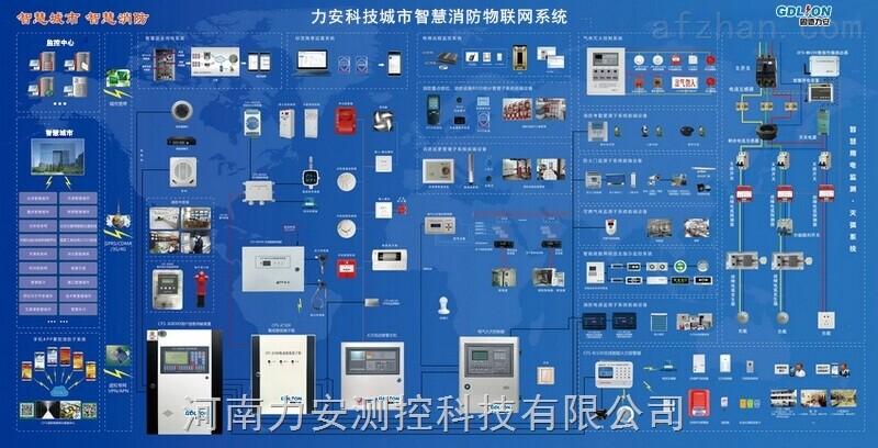 江西智慧消防物联网建设方案提供商