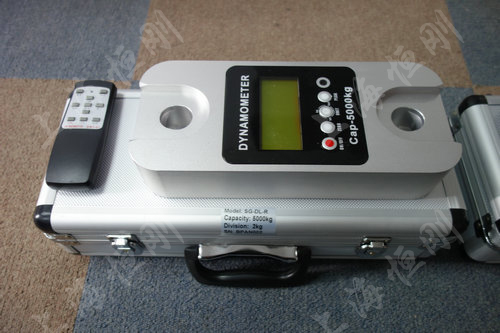 无线大量程测力计  无线一体式测力传感器