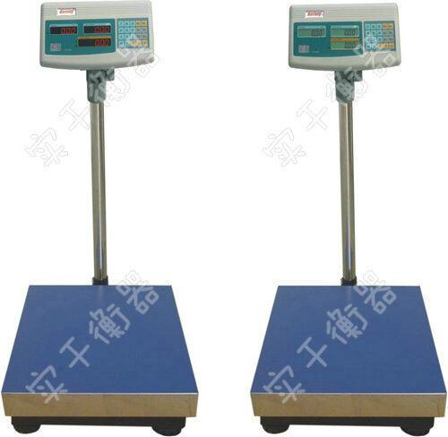 高精度计数电子台秤