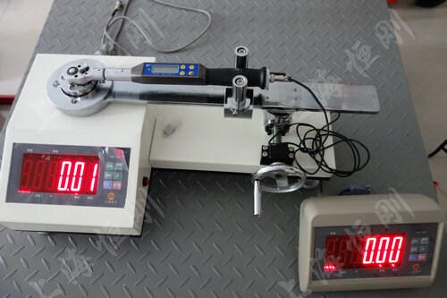 SGXJ触摸屏式扭矩扳手装置图片