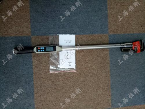 SGSX数显力矩扳手图片      配管钳头