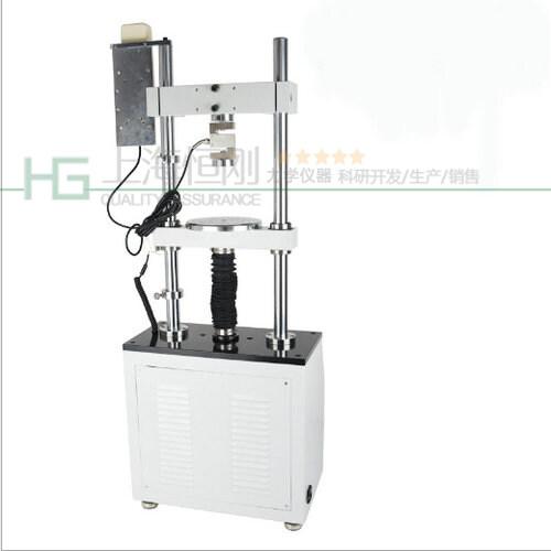 电动双柱测试机架图片