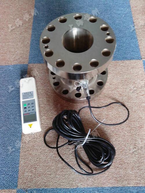 法兰手持式测力传感器图片
