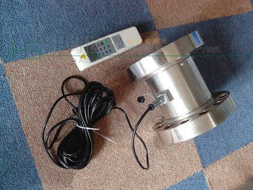 法兰电子拉压力仪器图片