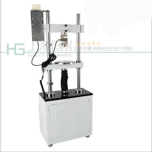 电动双柱拉力计测量台