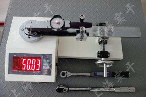 测扳手扭的检测力仪_扭力扳手检测力仪