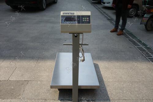 高精度食品用电子计重台秤