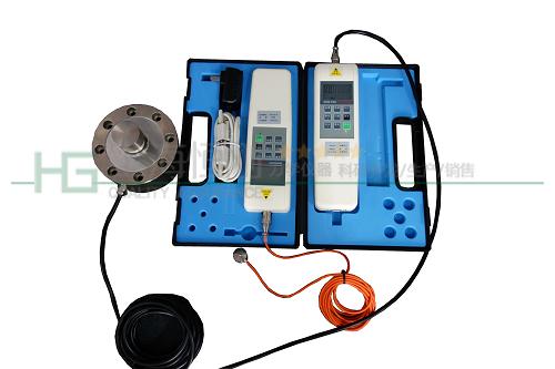 可测压力值的测力仪