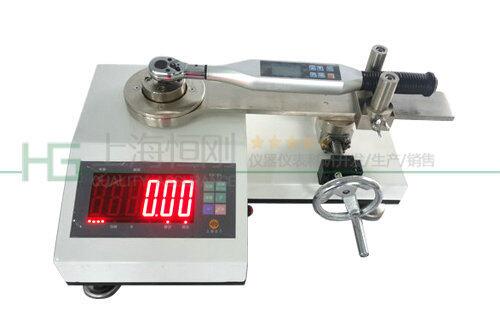 定值式扭力扳手检测仪