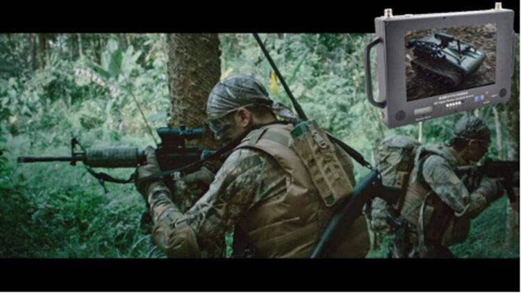 ST9500MS微型无线传输设背应用现场图