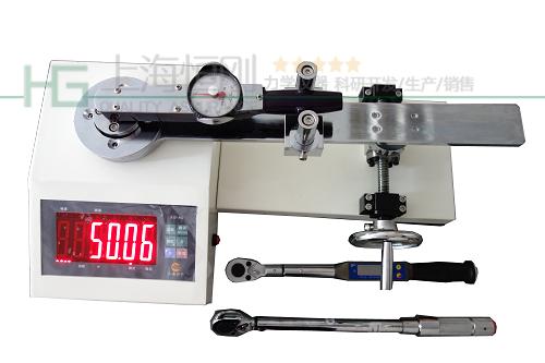 定扭矩扳子检定仪(测试表盘扭力扳手)图片