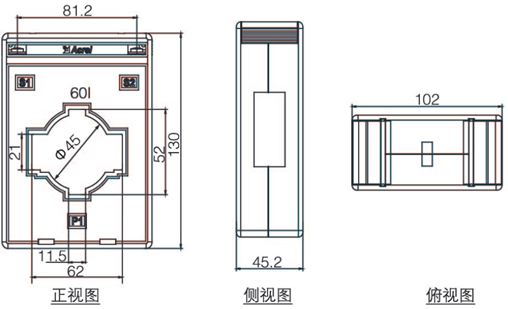 安科瑞ARD3系列智能电动机保护器示例图9