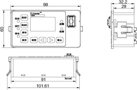 安科瑞ARD3系列智能电动机保护器示例图21