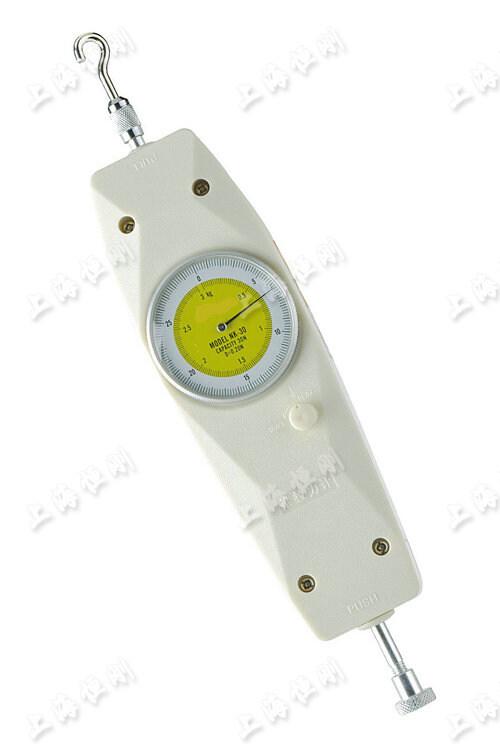 弹簧拉压测力计图片